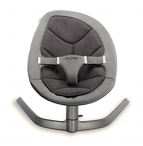 Nuna Leaf Rocker / Bouncer Chair - Cinder