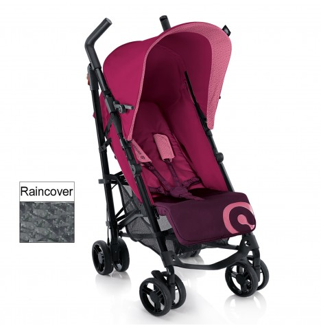 Concord Quix Stroller Pushchair - Candy Pink