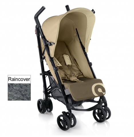 Concord Quix Stroller Pushchair - Honey Beige