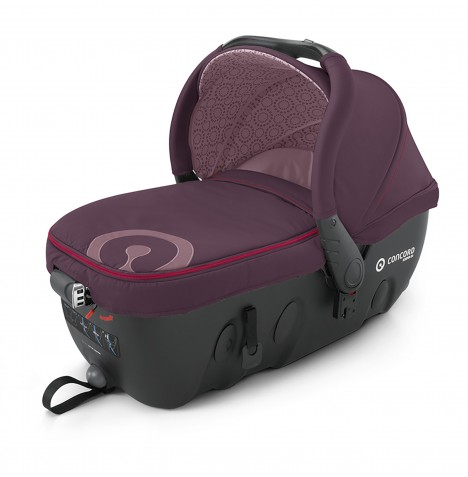 Concord Sleeper 2.0 Carrycot - Raspberry Pink
