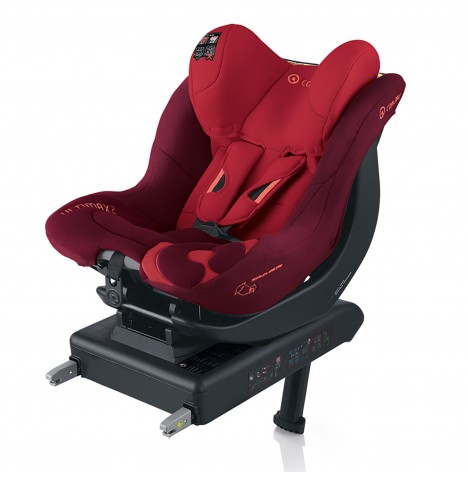 Concord Ultimax 2 Group 0/1 Isofix Car Seat - Lava Red