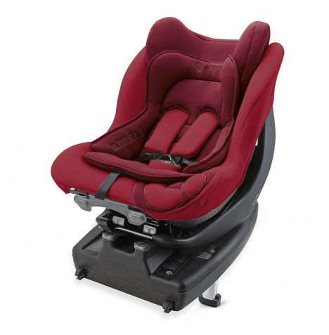 Concord Ultimax 3 Group 0/1 Isofix Car Seat - Ruby Red