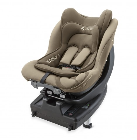 Concord Ultimax 3 Group 0/1 Isofix Car Seat - Almond Beige