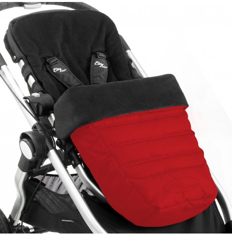 Baby Jogger Select Footmuff - Ruby Red