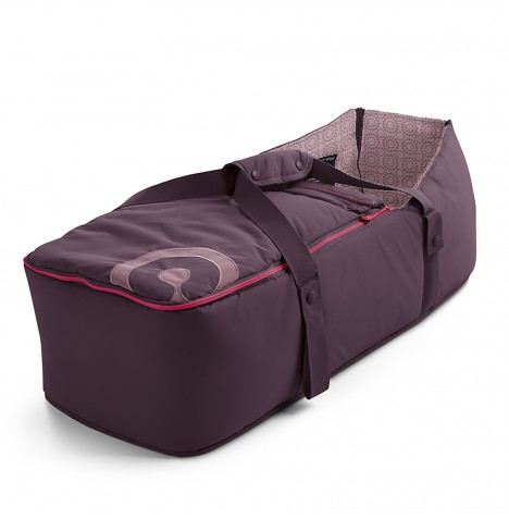 Concord Snug Wanderer Soft Carrycot - Raspberry Pink