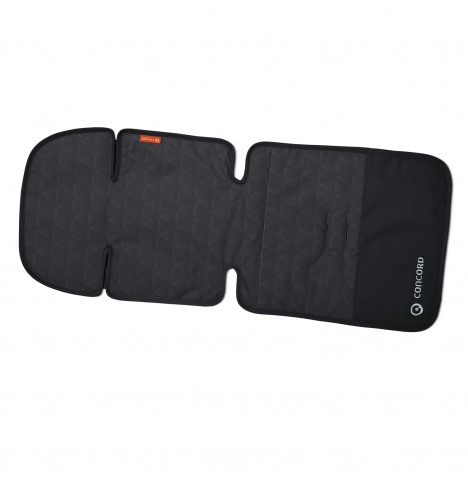 Concord Snuggle Pushchair Seat Liner - Midnight Black