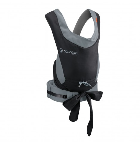 Concord Wallabee Baby Carrier - Midnight Black