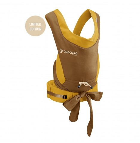 Concord Wallabee Baby Carrier - Sweet Curry