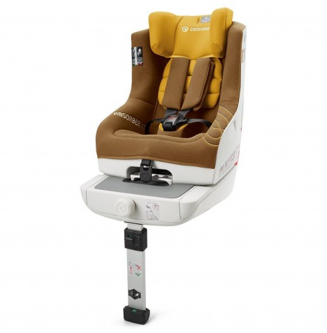 Concord Absorber XT IsoFix Group 1 Car Seat - Sweet Curry