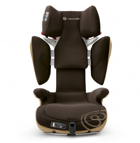 Concord Transformer T Group 2/3 IsoFIx Car Seat - Walnut Brown