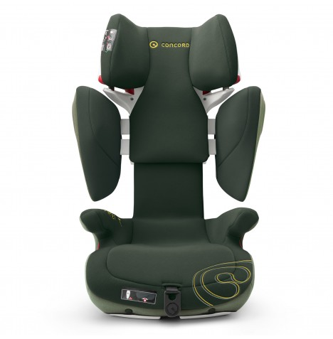 Concord Transformer T Group 2/3 IsoFIx Car Seat - Jungle Green