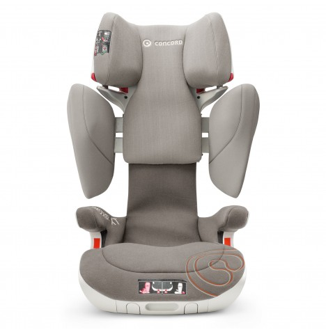 Concord Transformer XT Group 2/3 IsoFIx Car Seat - Cool Beige