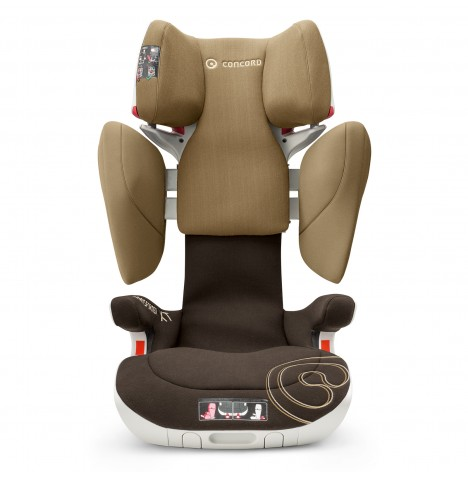 Concord Transformer XT Group 2/3 IsoFIx Car Seat - Walnut Brown