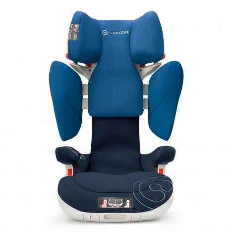 Concord Transformer XT Group 2/3 IsoFIx Car Seat - Ocean Blue