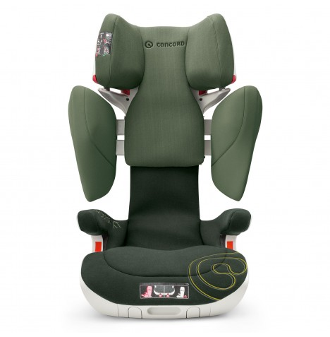 Concord Transformer XT Group 2/3 IsoFIx Car Seat - Jungle Green