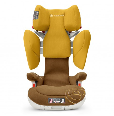Concord Transformer XT Group 2/3 IsoFIx Car Seat - Sweet Curry