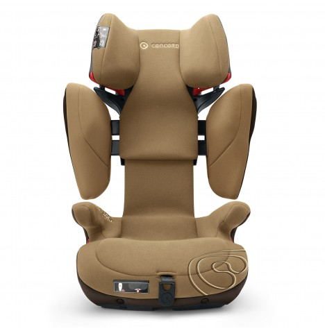 Concord Transformer X-Bag Group 2/3 IsoFix Car Seat - Walnut Brown
