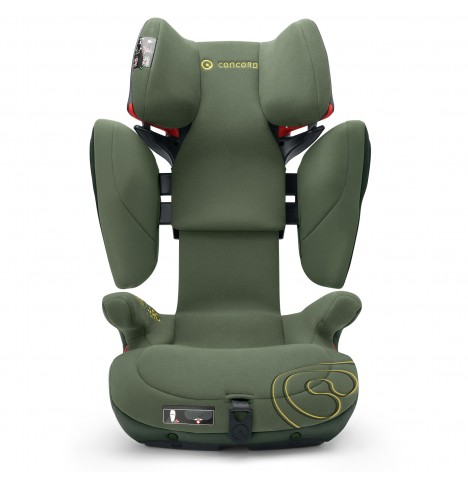 Concord Transformer X-Bag Group 2/3 IsoFix Car Seat - Jungle Green