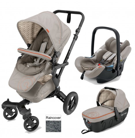 Concord Neo Travel Set Travel System - Cool Beige