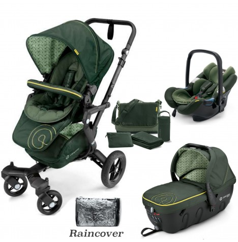 Concord Neo Travel Set Limited Edition Travel System - Jungle Green