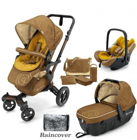 Concord Neo Travel Set Limited Edition Travel System - Sweet Curry
