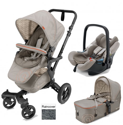 Concord Neo Mobility Set Travel System - Cool Beige