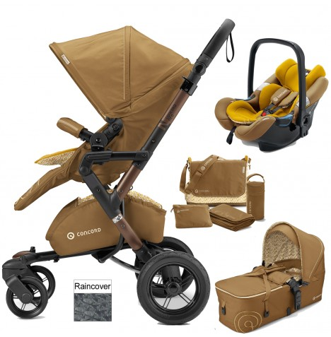 Concord Neo Mobility Set Travel System - Sweet Curry
