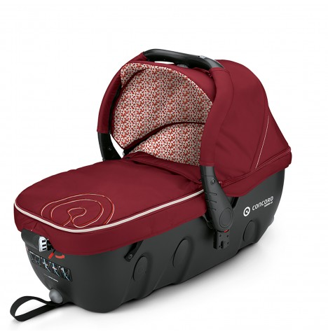 Concord Sleeper 2.0 Carrycot - Tomato Red