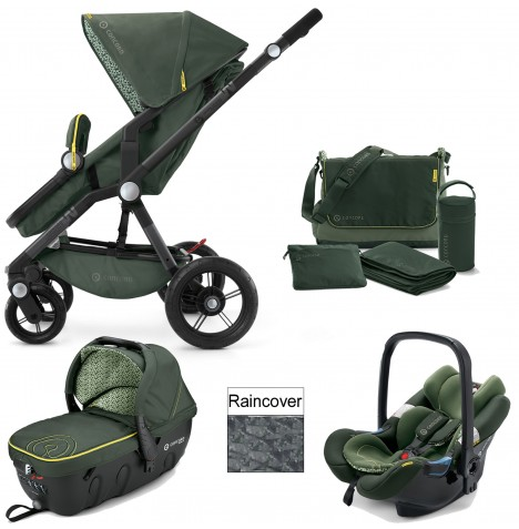 Concord Wanderer Travel Set Travel System - Jungle Green
