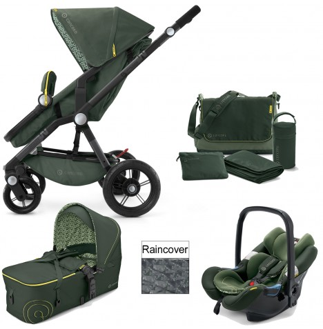 Concord Wanderer Mobility Set Travel System - Jungle Green