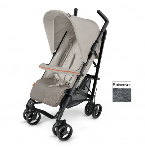 Concord Quix Plus Stroller Pushchair - Cool Beige