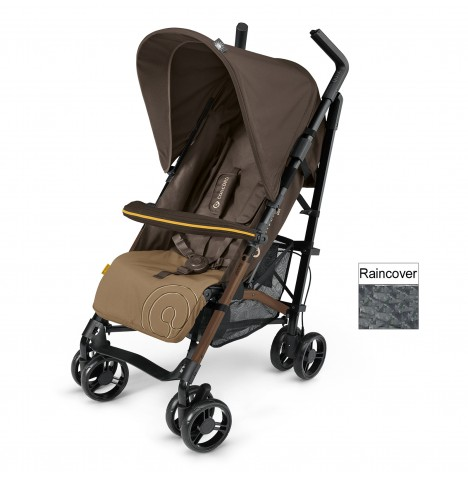 Concord Quix Plus Stroller Pushchair - Walnut Brown