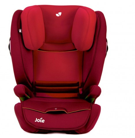 Joie Duallo Group 2,3 Isofix Booster Car Seat - Salsa