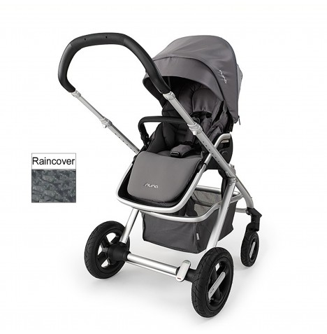 Nuna Ivvi Savi 3in1 Pushchair - Graphite