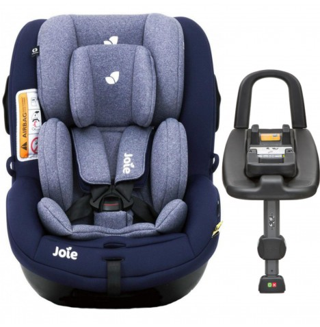 Joie i-Anchor Advance Group 0+/1 Baby Car Seat And Isofix Base - Eclipse