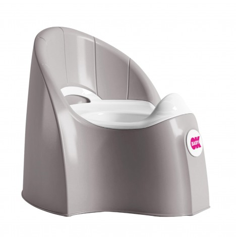 Ok Baby Pasha Potty - Taupe