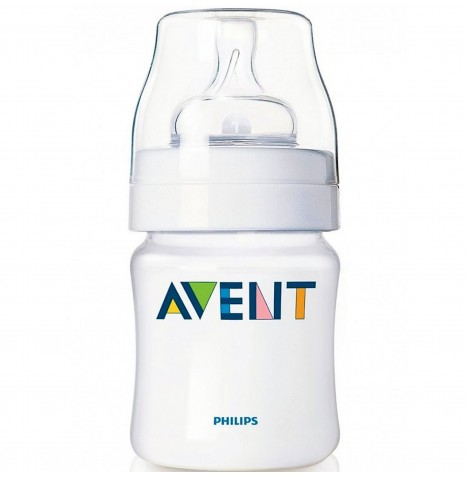 Philips Avent Classic Feeding Bottle (4oz/125ml)