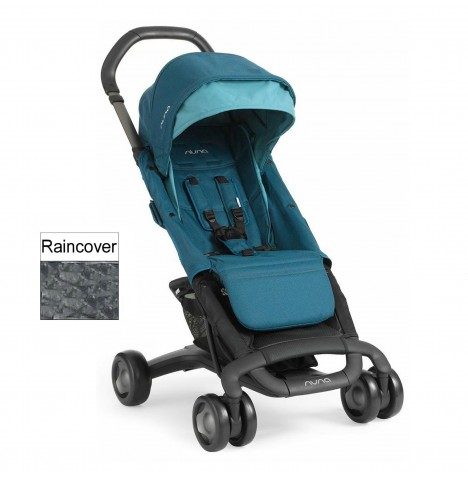 Nuna Pepp Luxx Pushchair - Emerald