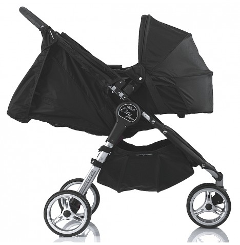 4Baby Fits Baby Jogger City Mini  Carrycot Pram/ City Mini GT Single Raincover