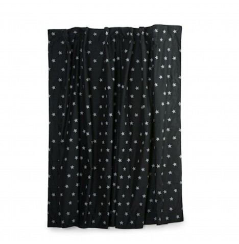 Hauck Curtain Me Travel Curtain - Black