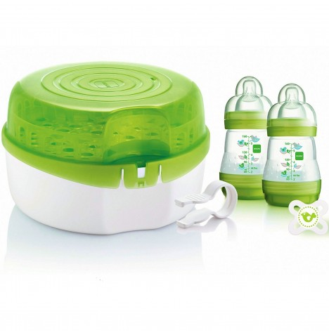 MAM Microwave Steam Bottle Steriliser