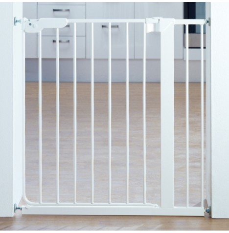 Babydan Danamic Indicator Stair Gate - White