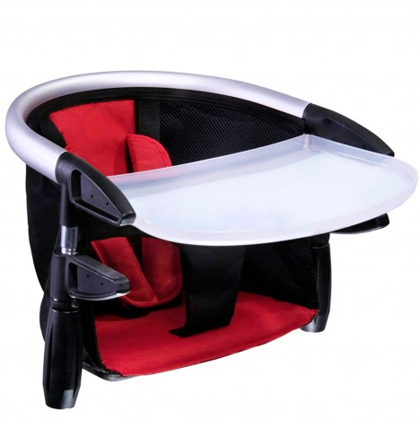 Phil & Teds Lobster Portable Highchair - Red
