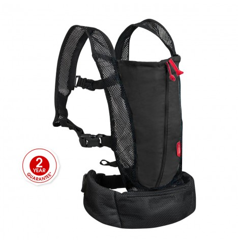 Phil & Teds Airlight Baby Carrier - Black