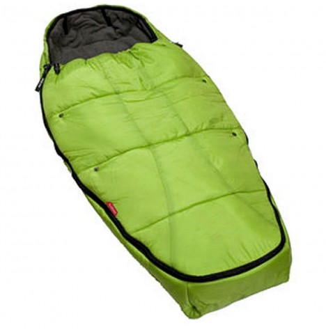 Phil & Teds Snuggle & Snooze Sleeping Bag / Footmuff - Apple