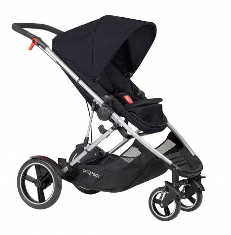 Phil & Teds Voyager Pushchair - Black