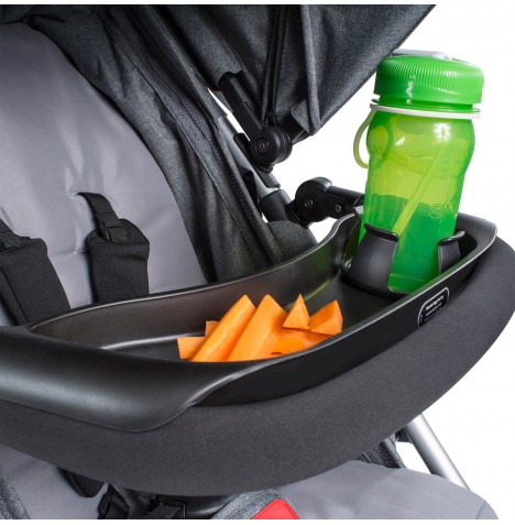 Phil & Teds Voyager / Dash Buggy Food Tray - Black