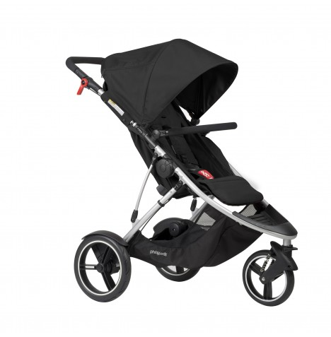 Phil & Teds Dash Pushchair - Black
