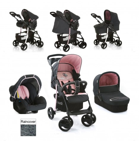 Hauck Shopper SLX Trio Set Travel System - Birdie