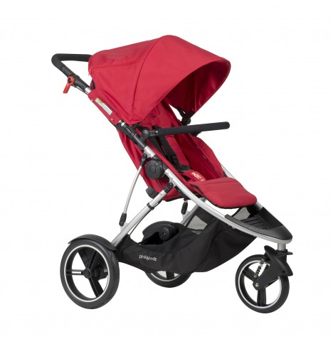 Phil & Teds Dash Pushchair - Red
